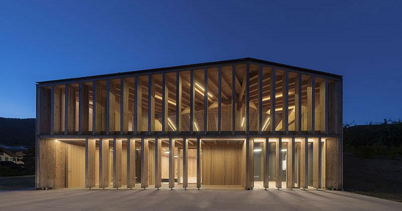 Mirko franzoso il giovane talento dell 39 architettura for Case di architettura spagnola