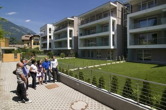 Edifici residenziali ad altissima efficienza energetica for Progettazione di edifici residenziali