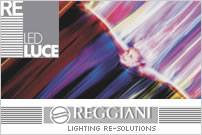 RE LED Luce di Reggiani Illuminazione al LIGHT+BUILDING, Francoforte