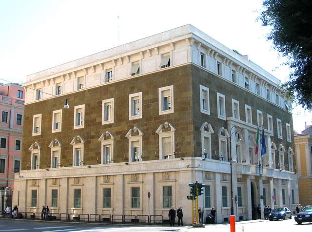 Idealpark roma palazzo dei marescialli for Consiglio superiore della magistratura
