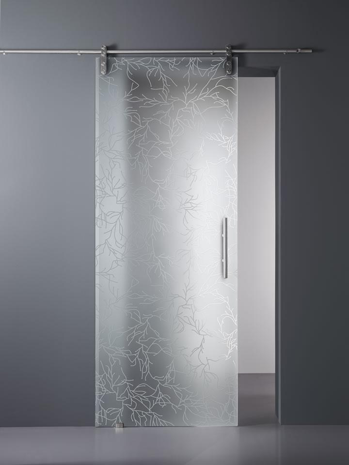 Vitrealspecchi vetro madras la nuova collezione - Porte per interni ikea ...