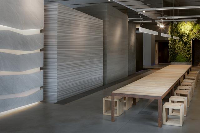 La stanza da bagno del viticoltore biodinamico - Il progetto vincitore sarà realizzato e ...