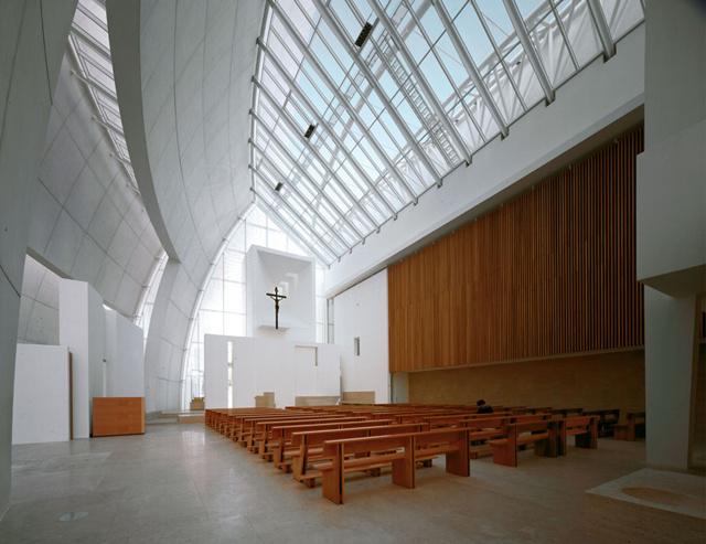 Premio internazionale di architettura sacra 2016 bandita for Richard meier opere