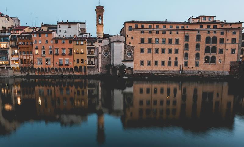 #ArnoGo, challenge fotografico di Architetti e Instagramers per i 50 anni dall'Alluvione