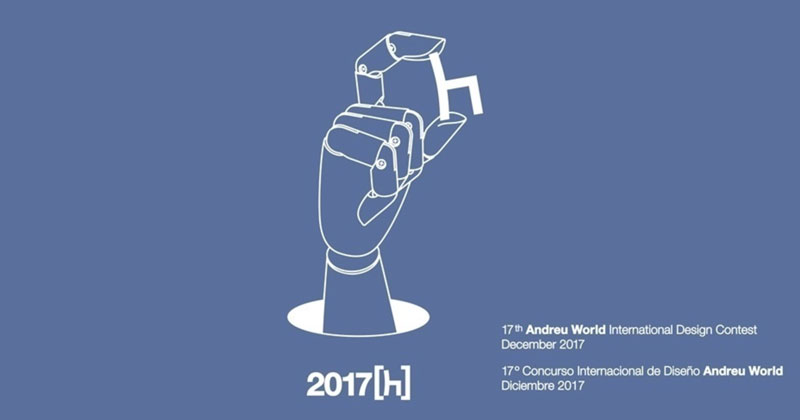 17th Andreu World International Design Contest per progettare un tavolo o una sedia in legno