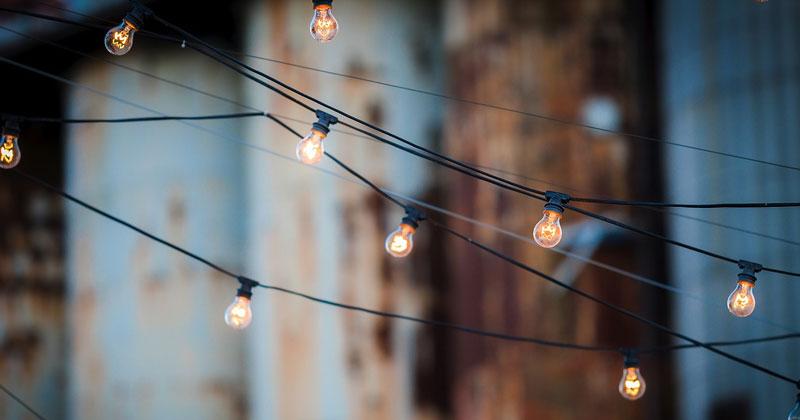Novi Light Sensation. Si cercano progetti per il festival delle luci ...