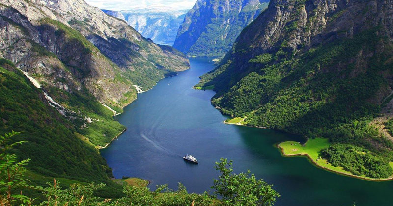 Viewpoint of the Fjords: un punto di osservazione unico sui fiordi norvegesi