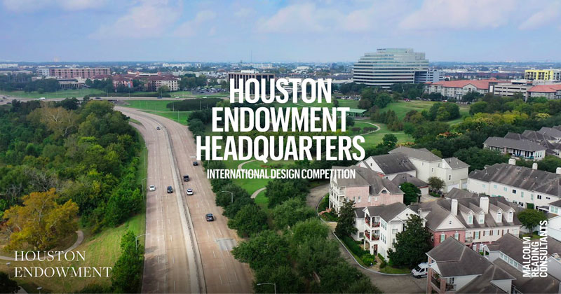 Texas, un nuovo quartier generale per la Houston Endowment