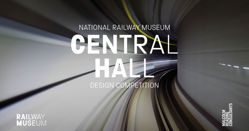 Una nuova Central Hall per il National Railway Museum di York
