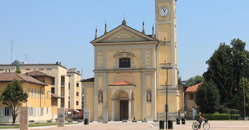 Riqualificazione di piazza della Pieve a San Donato Milanese. concorso di progettazione - professioneArchitetto