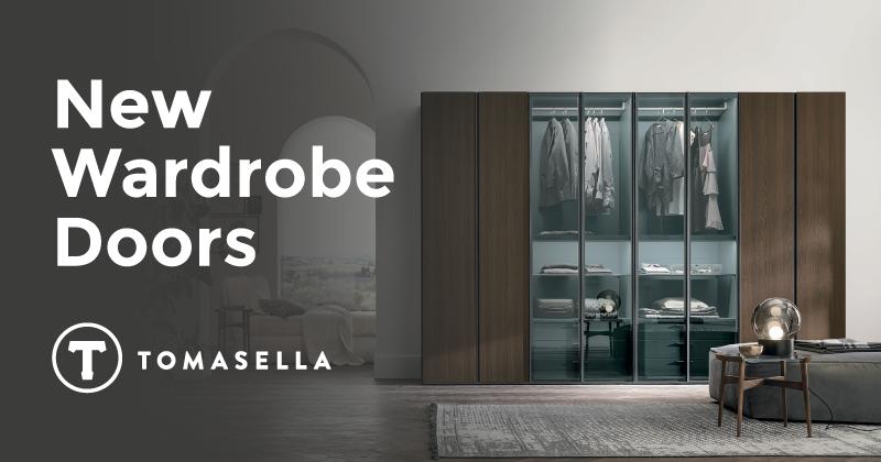 Armadio Ante Scorrevoli Nuovo.New Wardrobe Doors Idee Per Una Nuova Collezione Di Ante D