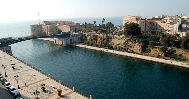 Taranto, riqualificazione dei paesaggi urbani di Porta Napoli
