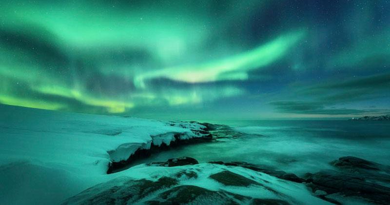 Arctic Hotel, ospitare nella magica natura delle aurore boreali