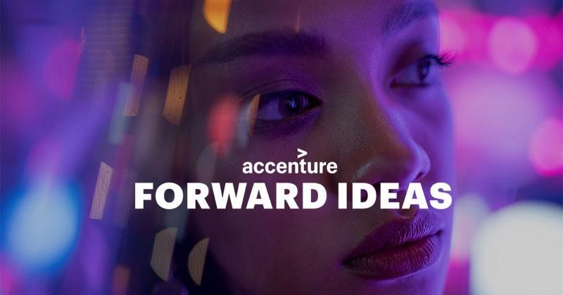 Forward Ideas Creativita Grafiche Per Gli Spazi Della Nuova Sede Accenture A Milano Concorso Di Grafica Under 26