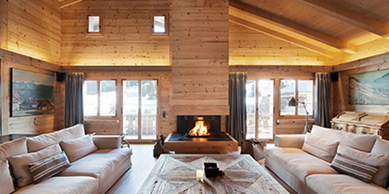 A gstaad si respira la montagna p a design for Articoli di design per la casa