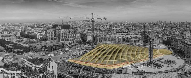 Dal disegno alla fabbricazione parametrica con software for Architettura a parigi