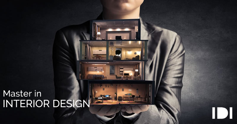Master in Interior Design IDI. Scegli la formula più adatta a te: full-immersion oppure one-year