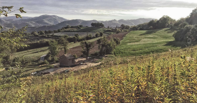 Cascina Crocetta, 4 cantieri per realizzare nuovi spazi ad uso dell'antico borgo in Alta Langa