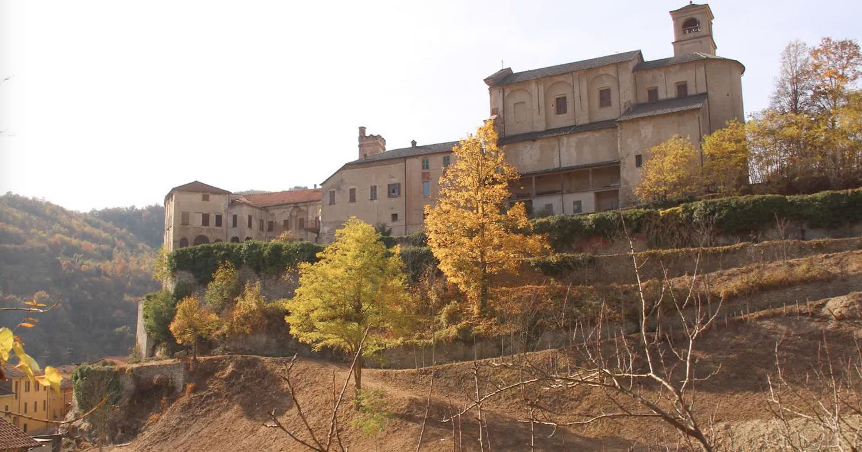 Castello dei Caldera, un giardino da progettare e realizzare