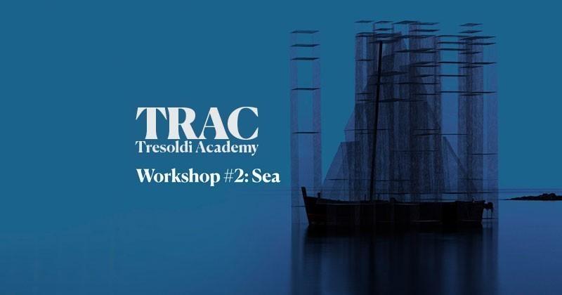 Tresoldi Academy workshop #2 Sea, un'installazione site specific da realizzare sul mare di Ancona