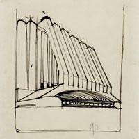 Antonio sant 39 elia all 39 origine del progetto a como for Architetto sant elia