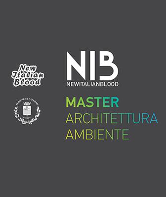 Newitalianblood torno subito candidati per la tua borsa for Master architettura