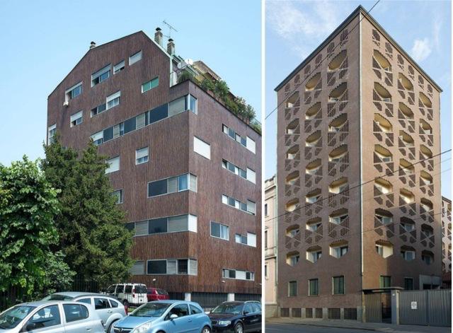 Architetture di luigi caccia dominioni mostra al politecnico for Lavoro architetto milano