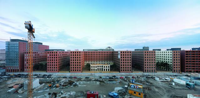 Giorgio grassi l 39 oggetto del progetto e il suo modello incontro del ciclo thinking varese - Lavoro architetto berlino ...