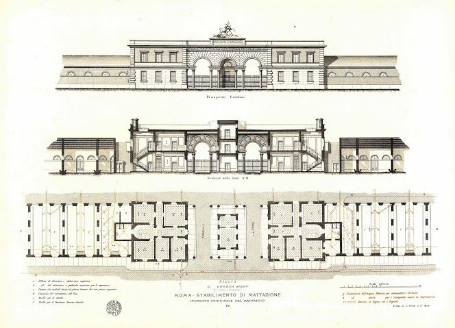 Gioacchino Ersoch (1815 - 1902). Un architetto per Roma Capitale ...