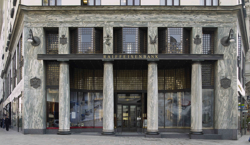 Adolf Loos Our Contemporary. The House at the Michaelerplatz in Vienna