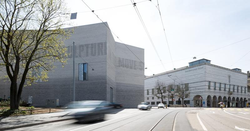 Lo studio christ gantenbein presenta il museo nazionale di for Casa moderna zurigo