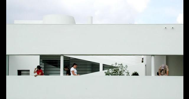 Interni Di Villa Savoye : Villa savoye poissy arch le corbusier