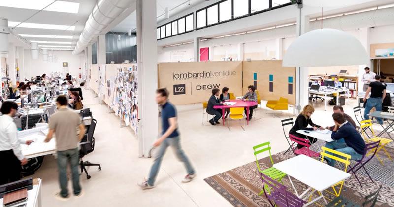 Degw trend spazio ufficio come gli spazi ufficio supportano i nuovi modi di lavorare - Lavoro architetto torino ...