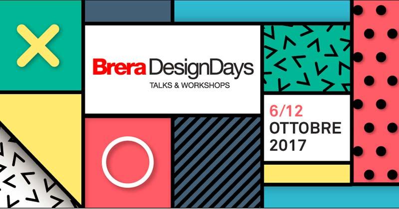 Ancora design a milano torna il brera design days for Design days milano