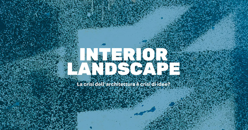 Architects meet in Selinunte 2019 - tre giorni dedicati all'Interior Landscape