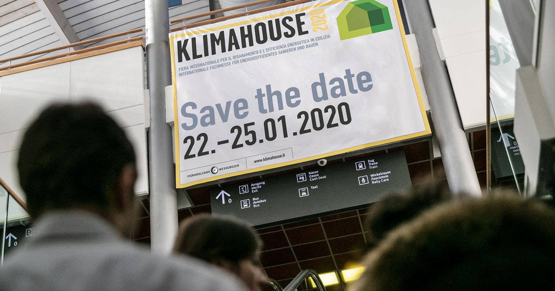 Un Future Report per festeggiare 15 anni di Klimahouse Bolzano
