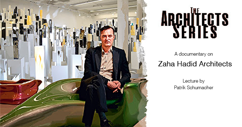 The Architects Series. Zaha Hadid Architects raccontato da Patrik Schumacher