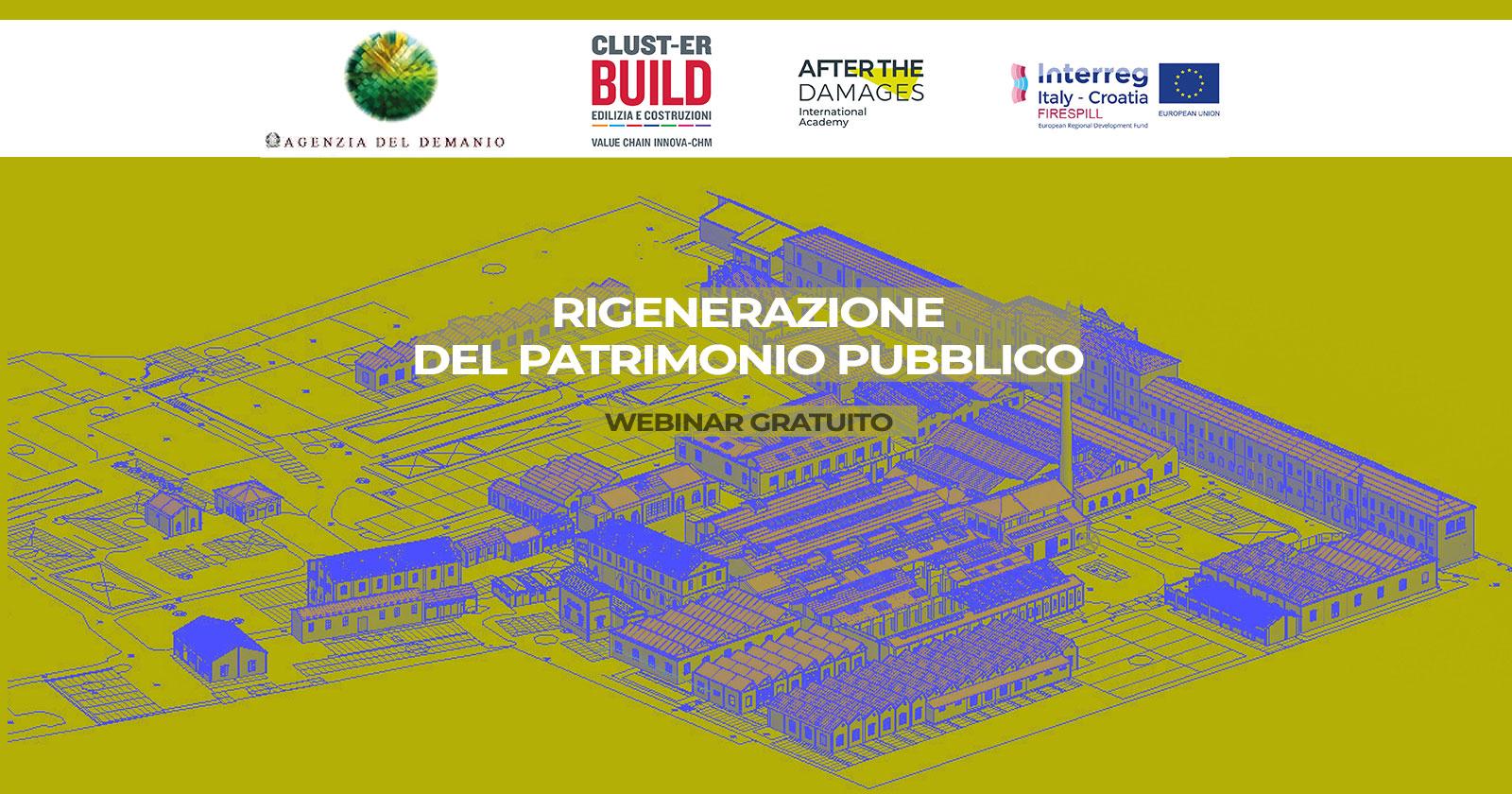 Rigenerazione del patrimonio pubblico tra digitalizzazione e sostenibilità ambientale