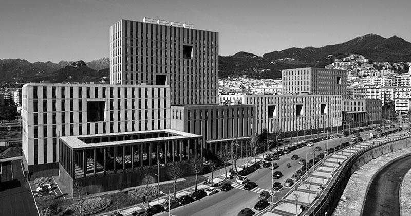 Salerno. Urbanistica e progetto architettonico per la città contemporanea