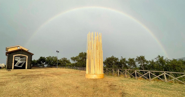 «Sii albero» la mostra di Stefano Boeri nel cuore della Sardegna