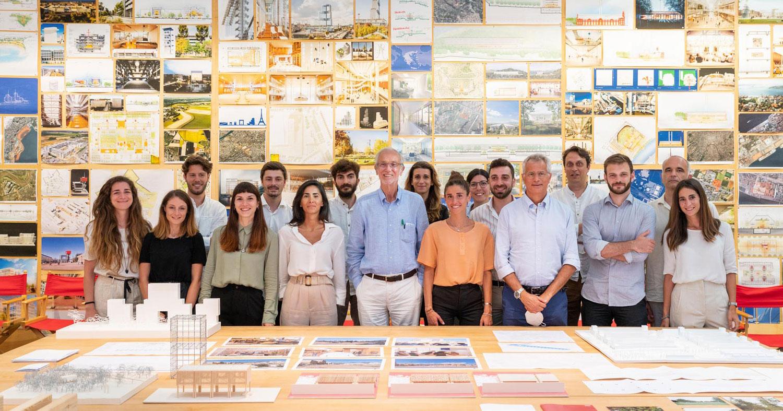 Il G124 di Renzo Piano approda al Cersaie con una mostra e un convegno: un viaggio tra le città italiane