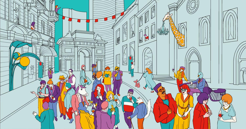 Milano Design Week 2021. La guida per gli architetti curiosi e gli amanti di design e installazioni