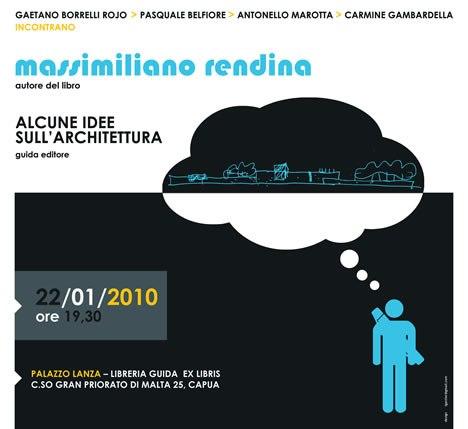 Alcune idee sull 39 architettura presentazione editoriale Idee architettura