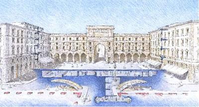 36 stazioni per la metropolitana a firenze mostra for Palazzo pitti orari