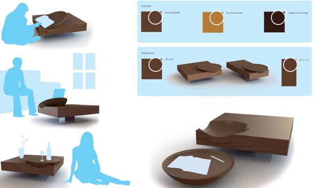 Porada furniture design award 2012 i vincitori for Porada international design award 2016