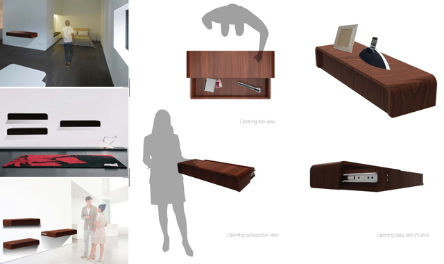 Porada furniture design award 2012 i vincitori for Porada arredi srl