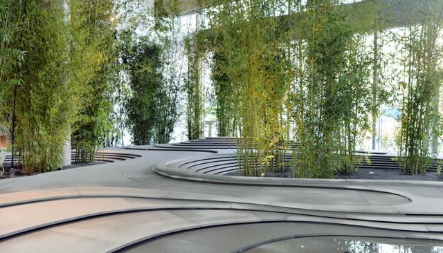 Naturescape l 39 installazione di kengo kuma for Architettura giapponese