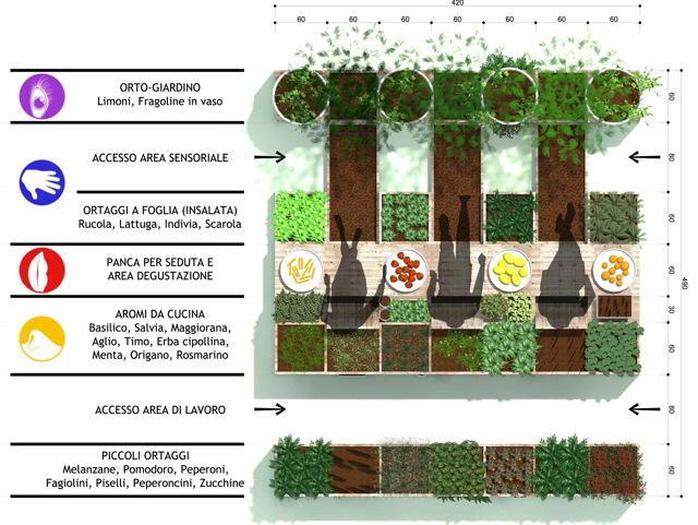 Orto 4S: un orto in città