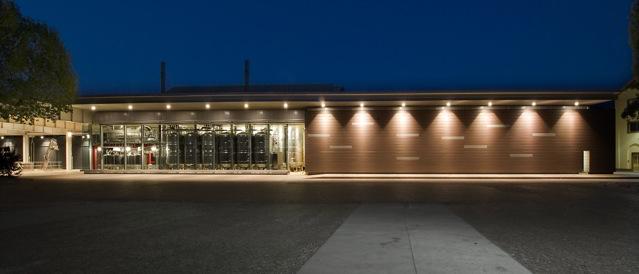 Westway architects restyling della cantina santa for Idee piano terra seminterrato