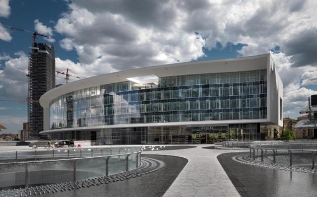 Architetto italiano 2013 e giovane talento consegna for Lavoro architetto milano